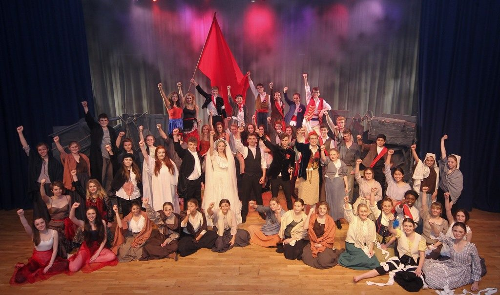 Caterham production of Les Miserables