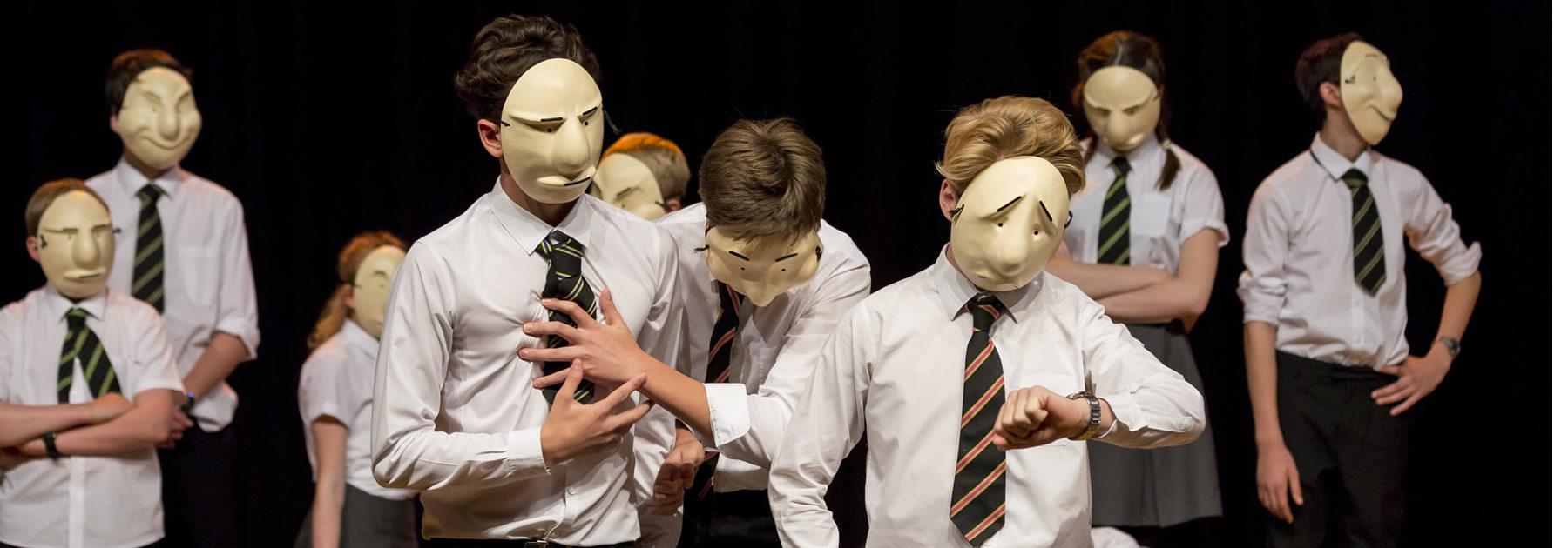 drama and theatre studies caterham school