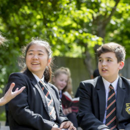 English as a Foreign Language at Caterham School