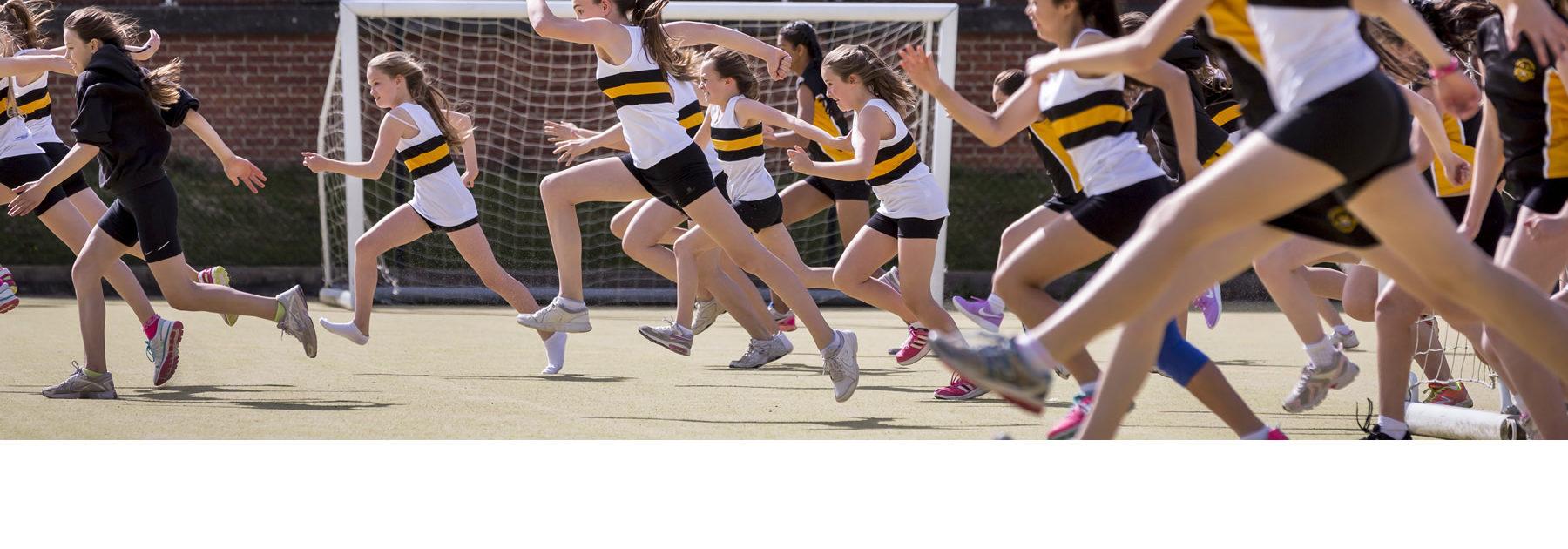 Caterham Athlete Programme