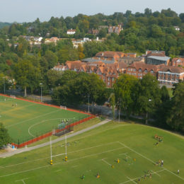 Sports Facilities at Caterham School