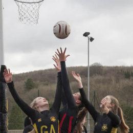 Netball at Caterham School