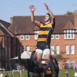 Rugby at Caterham School