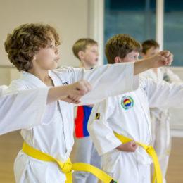 Taekwon-do at Caterham School
