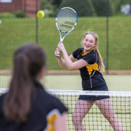 Tennis at Caterham School