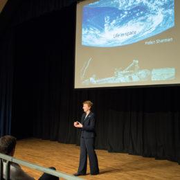 Astronaut Helen Sharman visits Caterham School