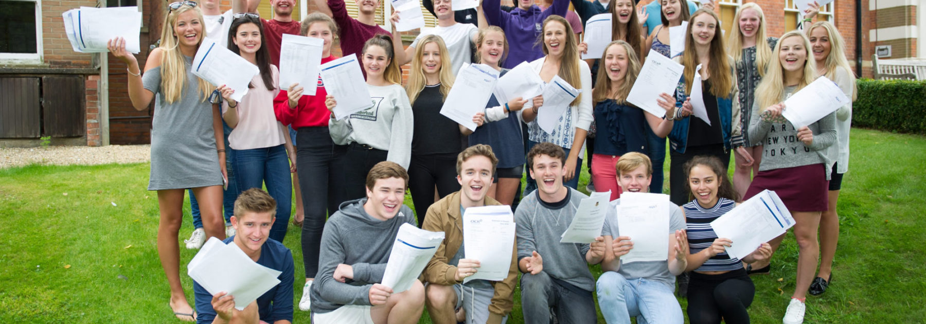 A Level Top marks for Caterham's Sixth Formers