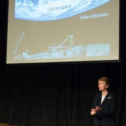 Helen Sharman visits Caterham School