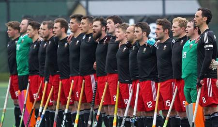 International Hockey Position for Caterham's Geography Teacher