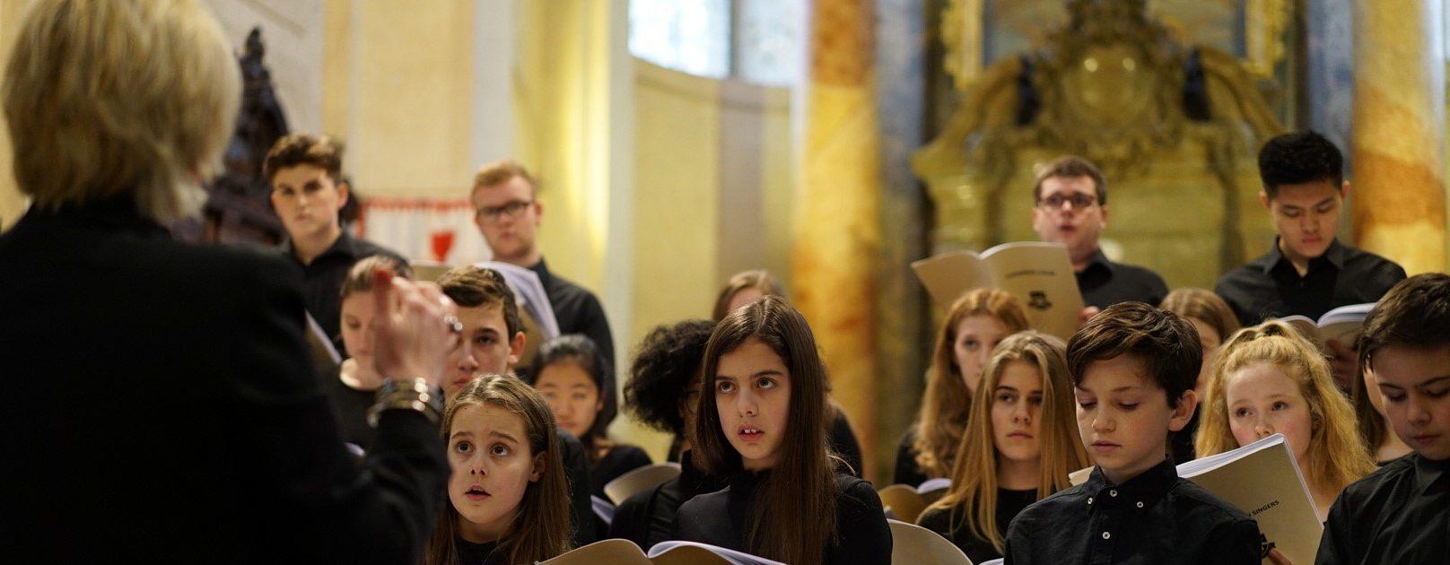 Caterham's Choirs Perform in Prague