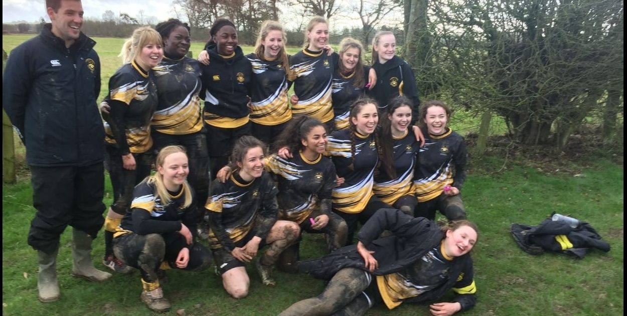 Inaugural Tournament for Girls' Rugby