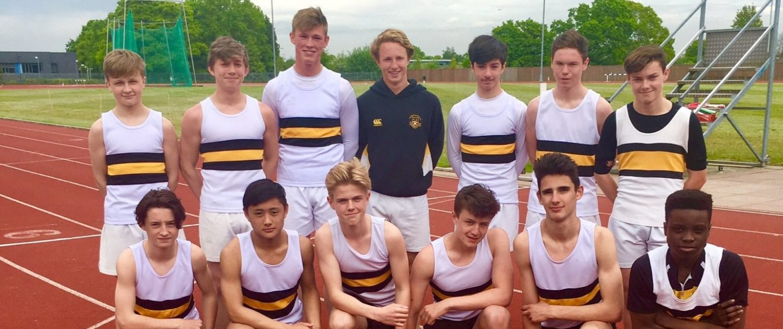 Boys athletics