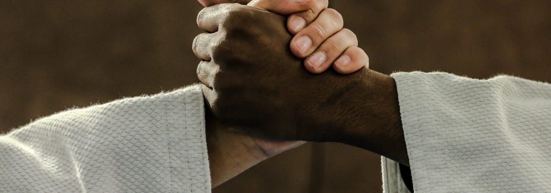 Max Brett: British Judo Championships
