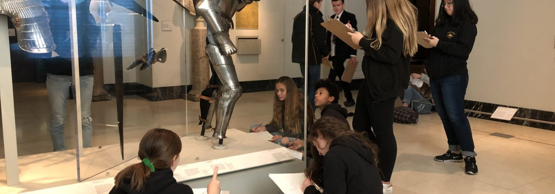 Fourth Year Trip to the V&A