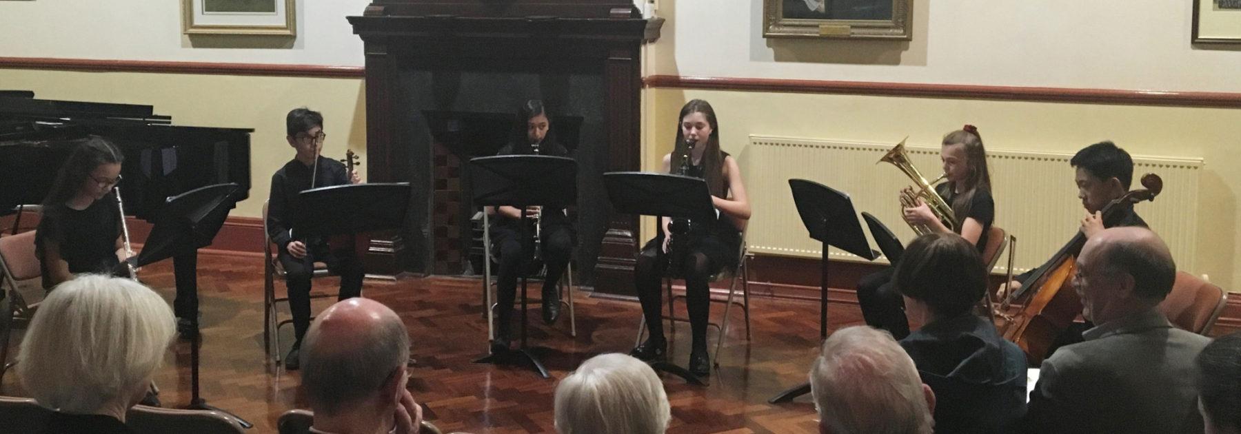 Scholars' Concert