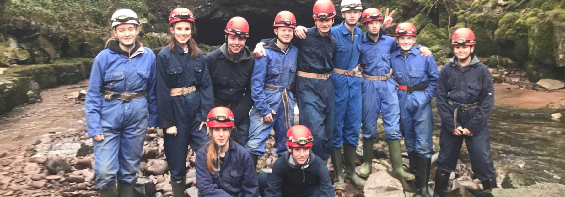 CCF Adventure Training Camp