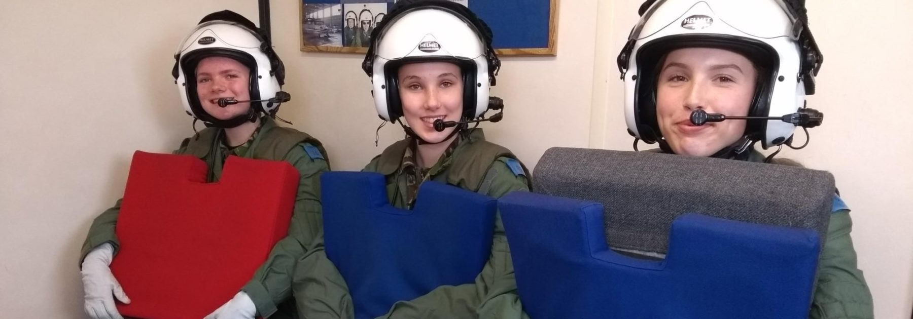 CCF RAF Air Experience Flying