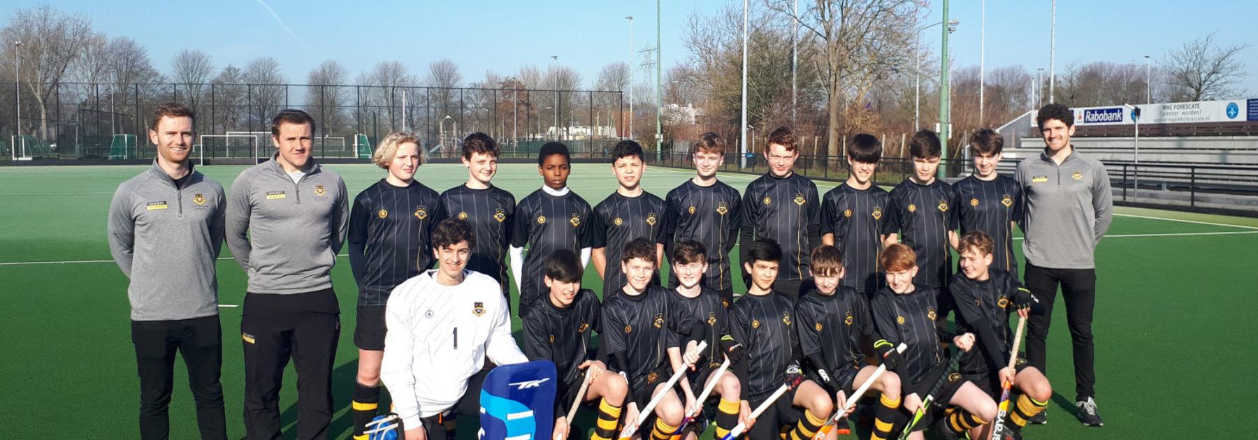 U14 Holland Hockey Tour
