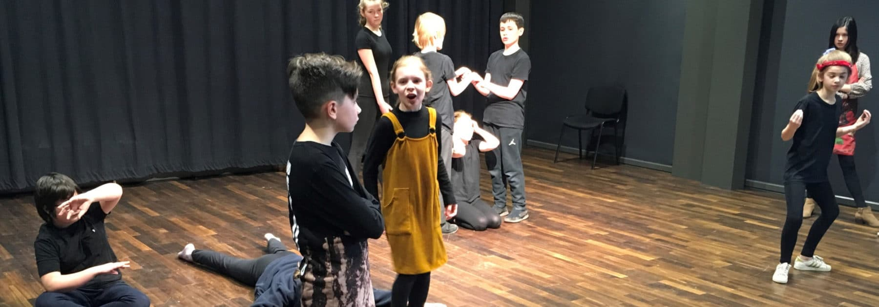 St John's Drama Group