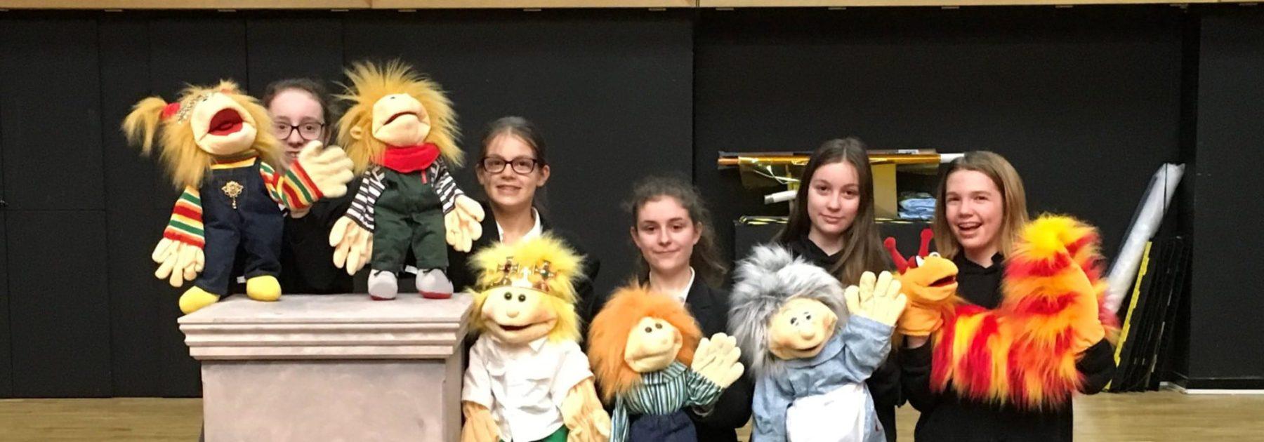 Practical Princess Puppet Show
