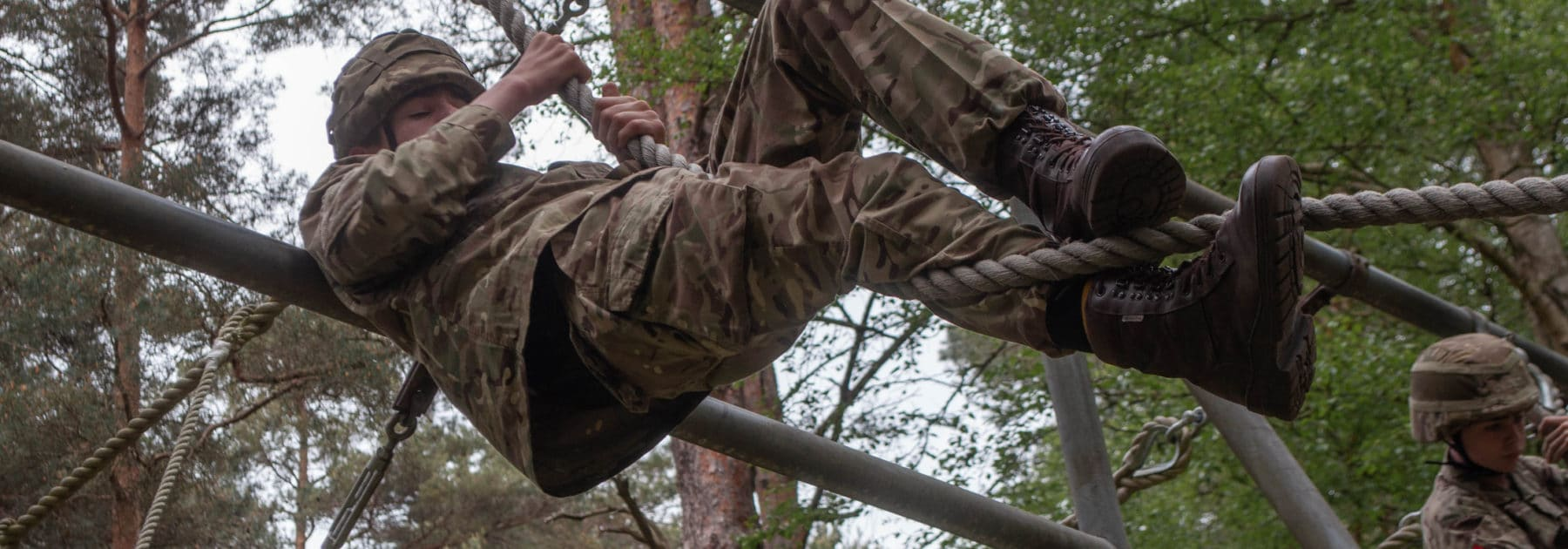 CCF Range & Obstacle Course Day