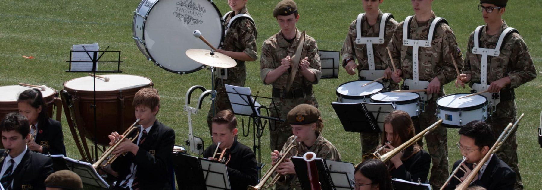 Caterham Wind Orchestra CCF Showcase