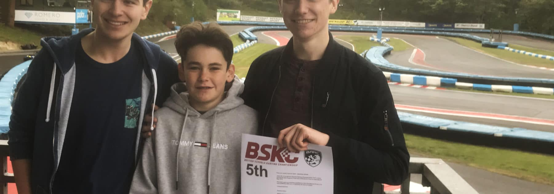 Karting Success: Championship Final