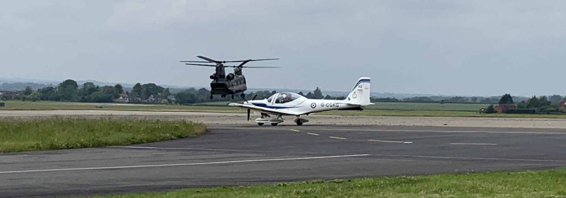 CCF – RAF Flying Day