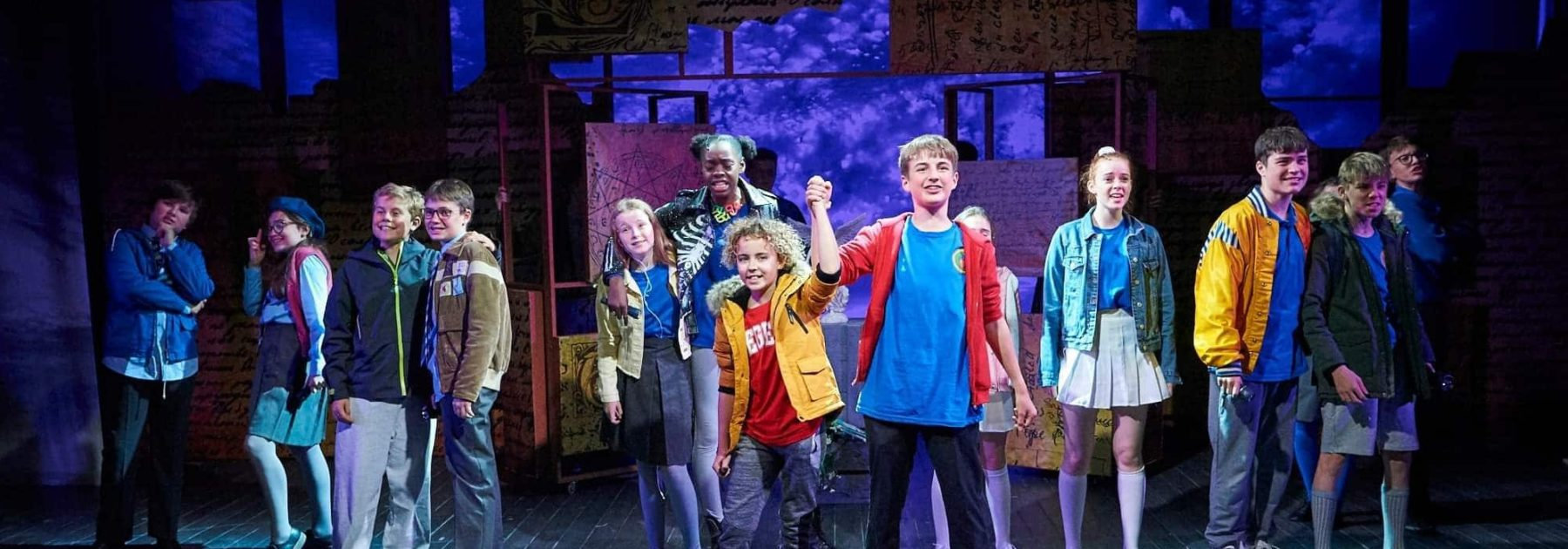 Leading Role at National Youth Theatre