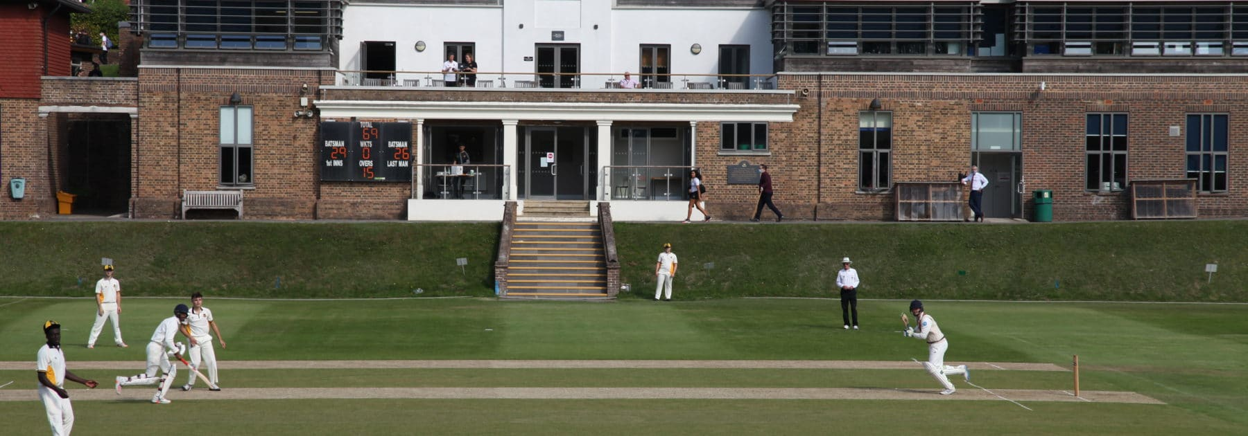 Top 100 Cricketing Schools, Mr Batty talks Cricket