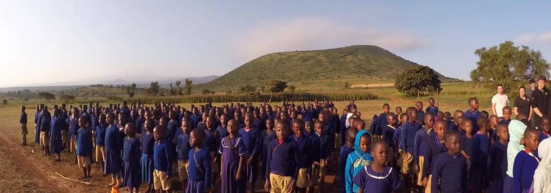Lerang' wa School – Tanzania