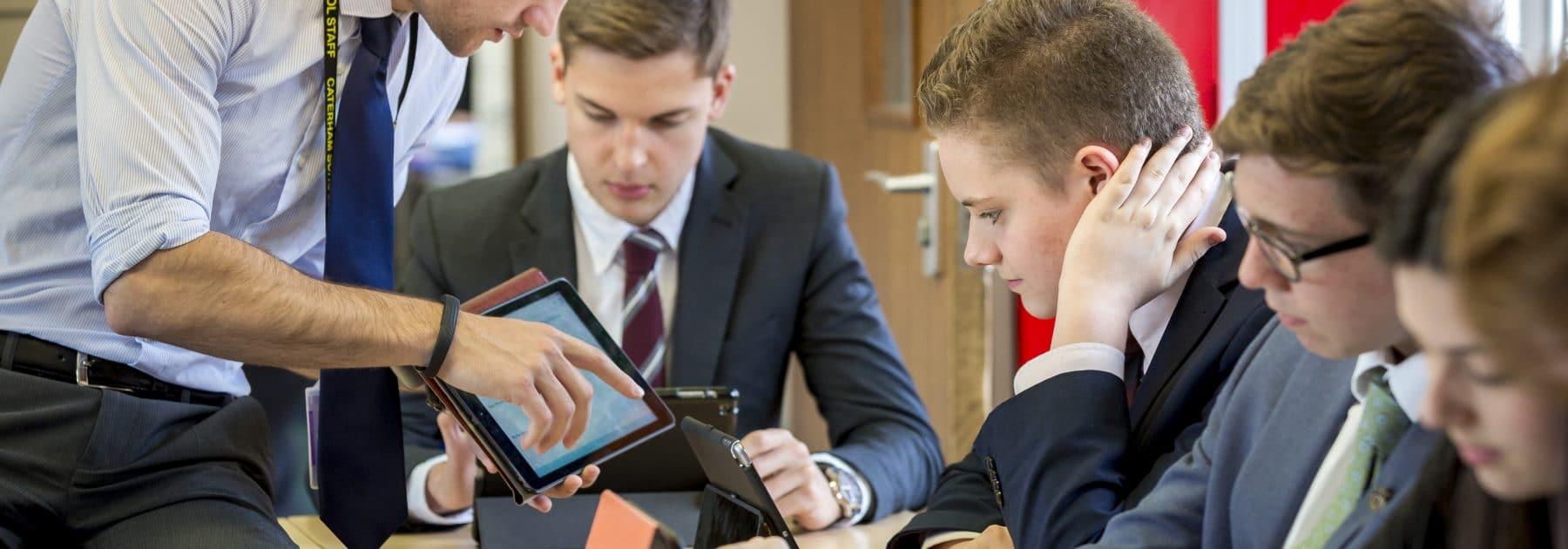 Apple Distinguished School 2021