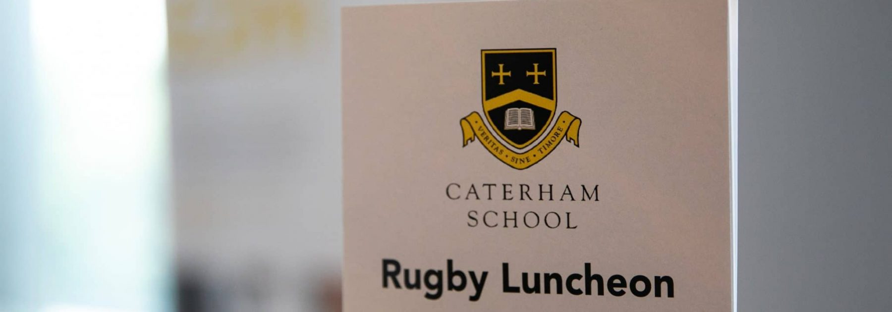 Rugby Luncheon 2021